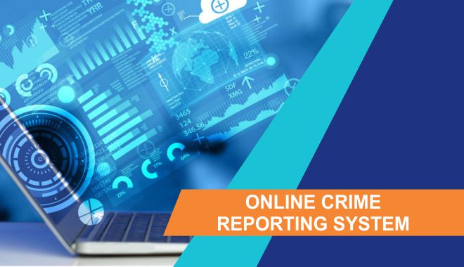Buy Online Crime Reporting System Project - LIB